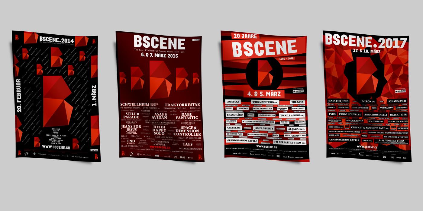 BScene_Plakate